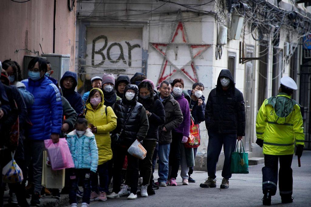 Coronaviruset i Wuhan